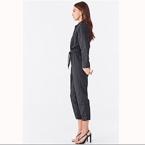Forever21 Jumpsuit with Drawstring, Pockets, M
